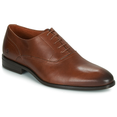 Schuhe Herren Richelieu Carlington LUDIVIEN Cognac