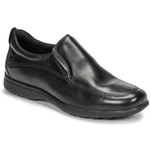 Carlington LONDONO Schwarz - Kostenloser Versand       - Schuhe Slipper Herren 64,99