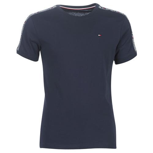 Kleidung Herren T-Shirts Tommy Hilfiger AUTHENTIC-UM0UM00562 Marine