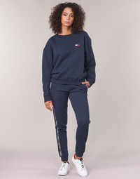 Kleidung Damen Jogginghosen Tommy Hilfiger AUTHENTIC-UW0UW00564 Marine
