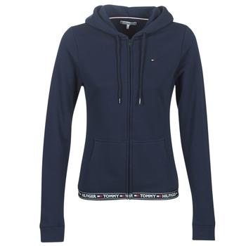 Kleidung Damen Sweatshirts Tommy Hilfiger AUTHENTIC-UW0UW00582 Marine