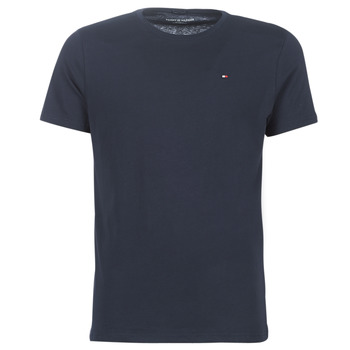 Kleidung Herren T-Shirts Tommy Hilfiger COTTON ICON SLEEPWEAR-2S87904671 Marine