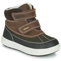 Schuhe Jungen Boots Primigi PEPYS GORE-TEX Braun