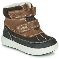 Schuhe Kinder Schneestiefel Primigi PEPYS GORE-TEX Braun