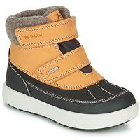 Schuhe Jungen Boots Primigi PEPYS GORE-TEX Honig