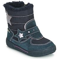 Schuhe Mädchen Schneestiefel Primigi RIDE 19 GORE-TEX Blau