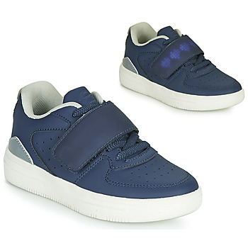 Schuhe Kinder Sneaker Low Primigi INFINITY LIGHTS Blau