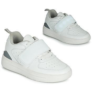 Schuhe Kinder Sneaker Low Primigi INFINITY LIGHTS Weiss