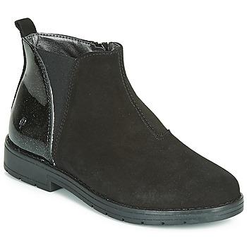 Schuhe Mädchen Boots Primigi FANTASY ROYAL Schwarz