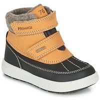 Schuhe Jungen Boots Primigi (enfant) PEPYS GORE-TEX Honig
