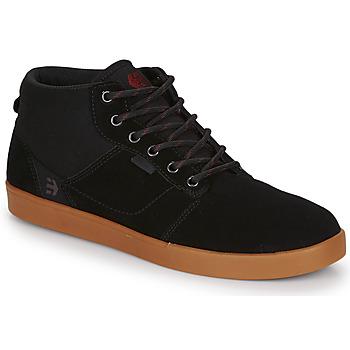 Schuhe Herren Sneaker High Etnies JEFFERSON MID Schwarz