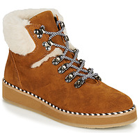 Schuhe Damen Boots Ippon Vintage RIDE LAND Camel