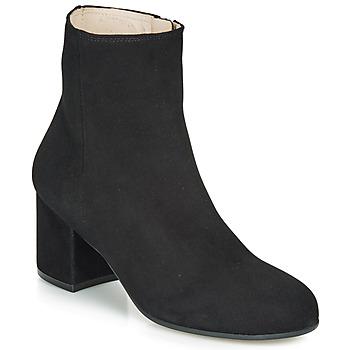 Schuhe Damen Low Boots Ippon Vintage NEXT DAY Schwarz
