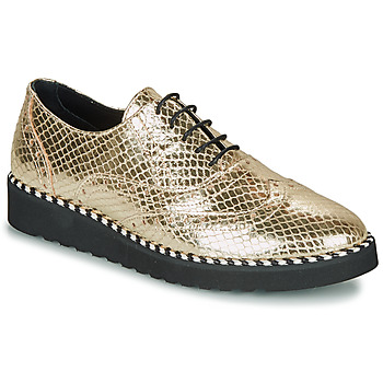 Schuhe Damen Derby-Schuhe Ippon Vintage ANDY STEED Gold