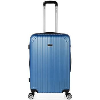 Taschen Hartschalenkoffer Itaca Sevron Saphirblau