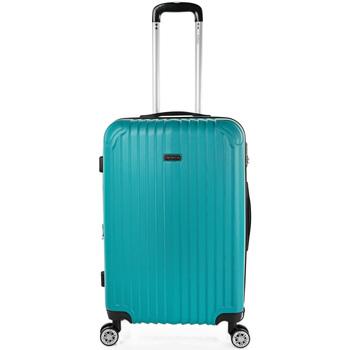 Taschen Hartschalenkoffer Itaca Sevron Minzgrün