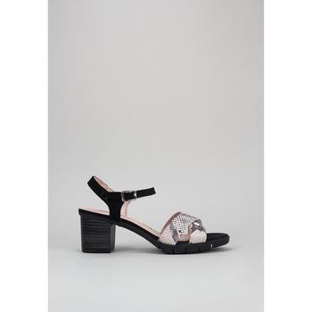Schuhe Damen Sandalen / Sandaletten Sandra Fontan PERLA Schwarz