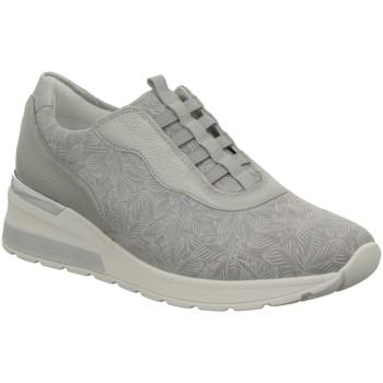 Schuhe Damen Sneaker Low Waldläufer Slipper H-Clara-Soft 939H51-300/230 grau
