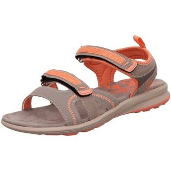 Schuhe Damen Sandalen / Sandaletten Lico Sandaletten 400068 400068 grau
