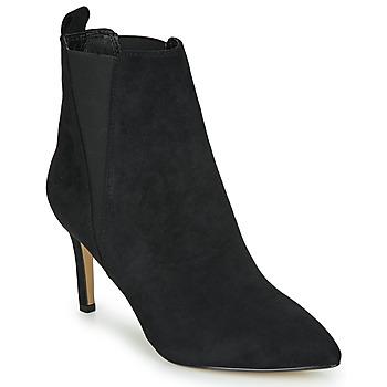Schuhe Damen Low Boots Buffalo FAYA Schwarz