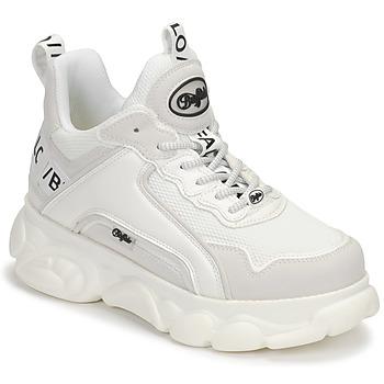 Schuhe Damen Sneaker Low Buffalo CORIN Weiss / Schwarz