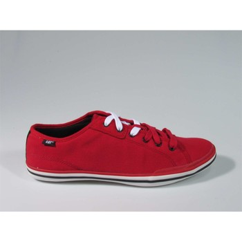 Schuhe Herren Sneaker Low Caterpillar 37CFP715916 Turnschuhe Man Regal red Regal red