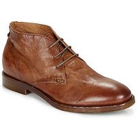 Schuhe Herren Boots Kost DANDY 17 Cognac