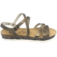 Schuhe Damen Sandalen / Sandaletten Amoa sandales MIMOSAS Aciero Grau