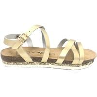 Schuhe Damen Sandalen / Sandaletten Amoa sandales MIMOSAS Or Gold