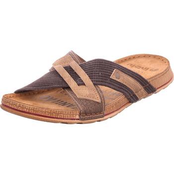 Schuhe Herren Pantoletten / Clogs Bold - GG05NC17 braun