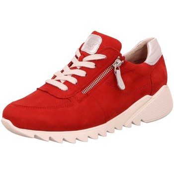 Schuhe Damen Derby-Schuhe & Richelieu Paul Green Schnuerschuhe 4787-054 rot