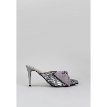 Schuhe Damen Pantoletten / Clogs Roberto Torretta  Grau