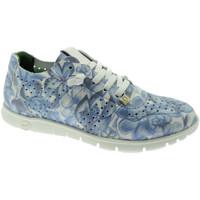 Schuhe Damen Sneaker Low Slowwalk SLOW10707Wfio blu