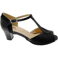 Schuhe Damen Pumps Angela Calzature Ballo SOSO252ne nero