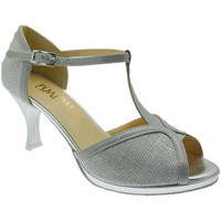 Schuhe Damen Pumps Angela Calzature Ballo SOSO110ar grigio