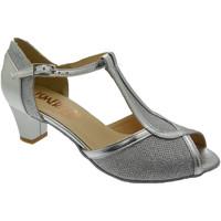 Schuhe Damen Pumps Angela Calzature Ballo SOSO252ar grigio