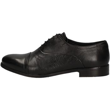 Schuhe Herren Richelieu Veni T0001 BLACK