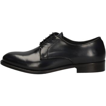 Schuhe Herren Derby-Schuhe Veni AT003 BLUE