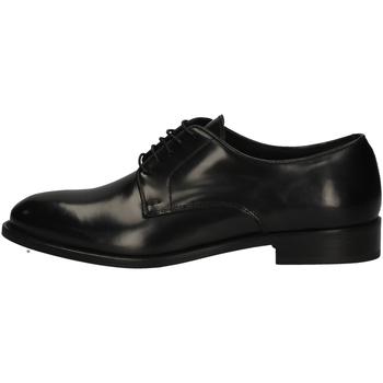 Schuhe Herren Derby-Schuhe Veni AT003 BLACK
