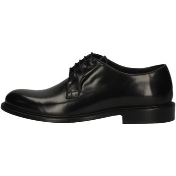 Schuhe Herren Derby-Schuhe Veni AM001 BLACK