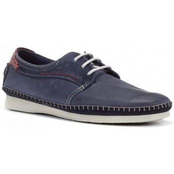 Schuhe Herren Derby-Schuhe Fluchos 24 Hrs mod.8657 Blau