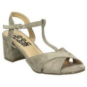 Schuhe Damen Sandalen / Sandaletten Refresh 64330 Marron