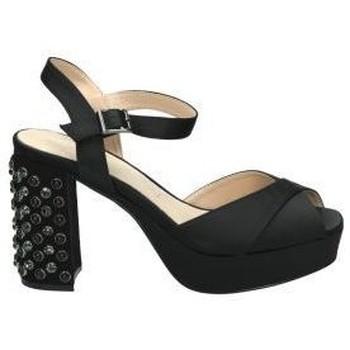 Schuhe Damen Sandalen / Sandaletten Carolina Boix 61602 Noir