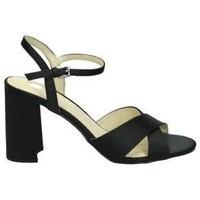 Schuhe Damen Sandalen / Sandaletten La Strada 1703022 Noir
