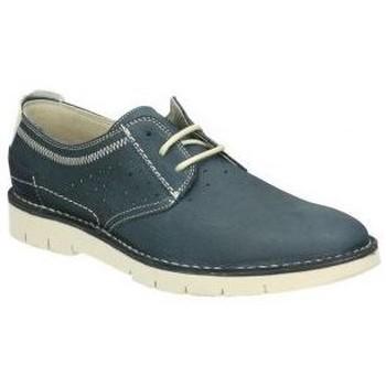Schuhe Herren Derby-Schuhe Nuper 6456 Bleu