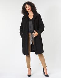 Kleidung Damen Mäntel Le Temps des Cerises DOLL Schwarz