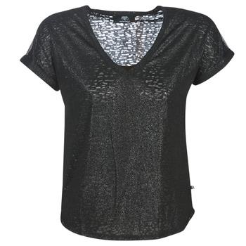 Kleidung Damen T-Shirts Le Temps des Cerises OKINAWA Schwarz