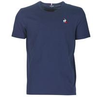 Kleidung Herren T-Shirts Le Coq Sportif ESS TEE SS N°2 M Blau / Marine