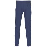Kleidung Herren Jogginghosen Le Coq Sportif ESS PANT SLIM N°1 M Blau / Marine