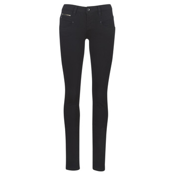 Kleidung Damen Slim Fit Jeans Freeman T.Porter ALEXA SLIM S-SDM Schwarz